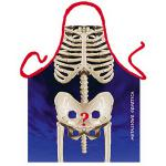 Grillschürzen - Skelett