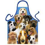 Grillschürzen - Hunde