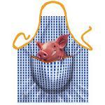 Grillschürzen - Schweinchen