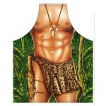 Grillschürzen - Tarzan