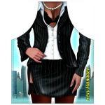 Grillschürzen - Business Woman