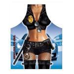 Grillschürzen - Police Girl