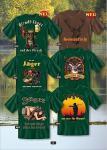 Fun Collection T-Shirt Jagd Jagen Jäger Weidmann Shirt Geschenk Auswahl bedruckt