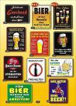 Fun Collection - Bier Kneipe Bar Blechschild Alu Schild Auswahl lustig bedruckt