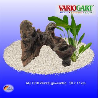 Wurzel gewunden - Dekoration für Aquarium & Terrarium - Vorschau 2