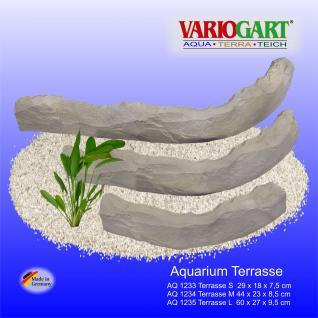 Terrasse S - Dekoration für Aquaruim & Terrarium - Vorschau 2