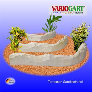 Terrasse S - Dekoration für Aquaruim & Terrarium - Vorschau 3