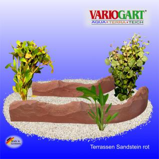 Terrasse M - Dekoration für Aquaruim & Terrarium - Vorschau 3