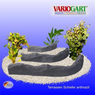 Terrasse M - Dekoration für Aquaruim & Terrarium - Vorschau 4