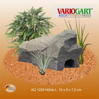 Höhle M - Dekoration für Aquarium & Terrarium - Vorschau 2