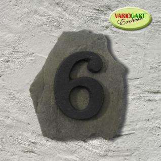 Hausnummer in Felsoptik - Vorschau 3