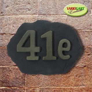 Hausnummer in Felsoptik - Vorschau 2