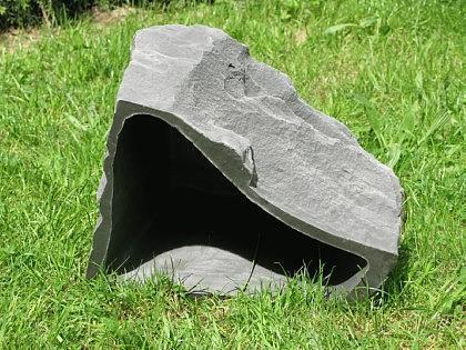 Hohlstein aus Graphikstein LxBxH: 42 x 40 x 18 cm - Vorschau 3