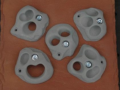 Klettergriffe Größe L Set Brecherspitze 5-teilig - Vorschau 3