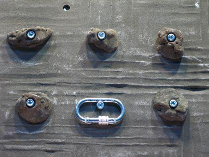 Klettergriffe Größe S Set Hirt 5-teilig