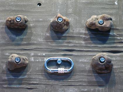 Klettergriffe Größe S Set Kahle 5-teilig
