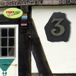 Hausnummer in Felsoptik - Vorschau 4