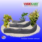 Terrasse S - Dekoration für Aquaruim & Terrarium