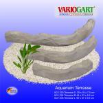 Terrasse L - Dekoration für Aquaruim & Terrarium