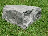 Hohlstein aus Graphikstein LxBxH: 42 x 40 x 18 cm