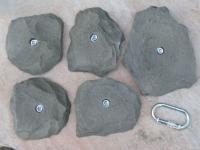 Klettergriffe Größe XXL Set Salve 5-teilig