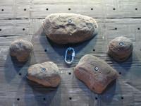 Klettergriffe Größe XXXL Set Brand 5-teilig