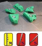 Klettergriffe Größe S Set Munde 5-teilig