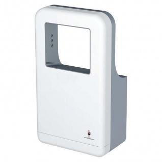Dan Dryer AD Händetrockner 1200W aus weißem ABS-Kunststoff mit IR Sensor