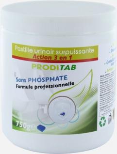 ProdiTAB Urinal Tabs zur Erfrischung und Reinigung des Urinals
