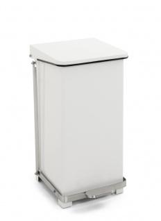 Industrieller Tritt-Mülleimer 45 Liter