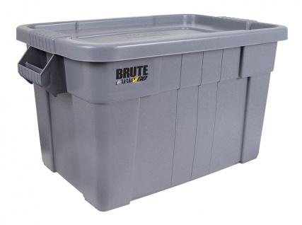 Brute Aufbewahrbox 75, 5 Liter, Rubbermaid