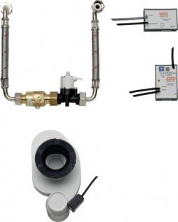 Franke Elektronische Siphonsteuerung aus Kunststoff zur unsichtbaren Installation