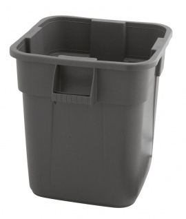 Viereckiger Brute Container 151, 4 Liter, Rubbermaid