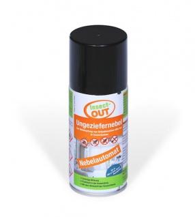 Insect-OUT® Ungeziefernebel 150 ml - Mit dem Wirkstoff der Chrysanthemenblume