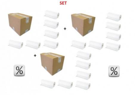 Super Vorteilspackung 3 Karton x 6 Rollen Economic - Hygienische Auflage - Vorschau 1