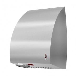 Dan Dryer AE Händetrockner 2360W aus gebürstetem Edelstahl mit IR Sensor
