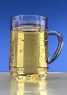 G`spritzter-Schorle-Glas 0, 25l SAN glasklar Kunststoff stapelbar lebensmittelecht - Vorschau 2