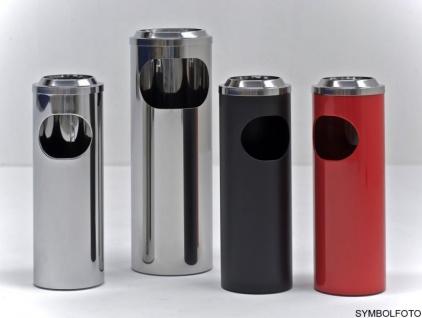 Graepel G-Line Pro BORMIO S Maxi indoor Standascher aus poliertem Edelstahl 1.4016 - Vorschau 2