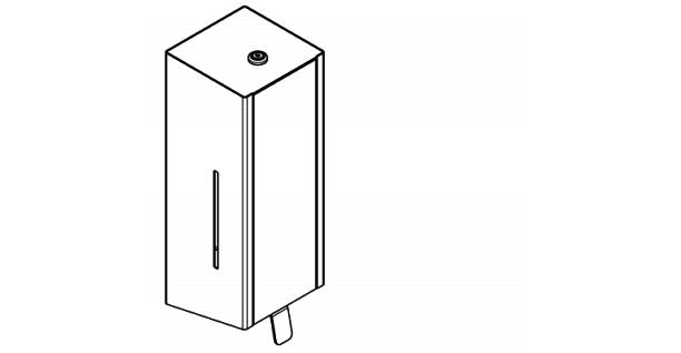 Franke Flüssigseifenspender EXOS. in 3 verschiedenen Varianten erhältlich - Vorschau 5