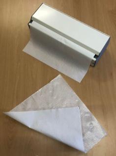 Super Vorteilspackung 3 Karton x 6 Rollen Economic - Hygienische Auflage - Vorschau 4