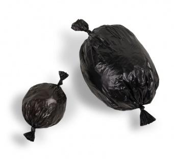 Janibell® Müllbeutel 10 x Folienschläuche für Damenbinden-Abfallbehälter