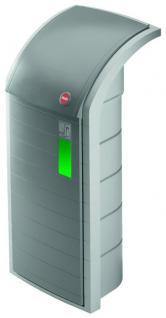 Hailo Industrieller Abfalleimer ProfiLine 120 Liter aus Kunststoff