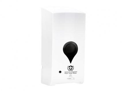 Berührungsloser Sensor Desinfektionsmittelspender 1L aus Kunststoff zur Wandmontage