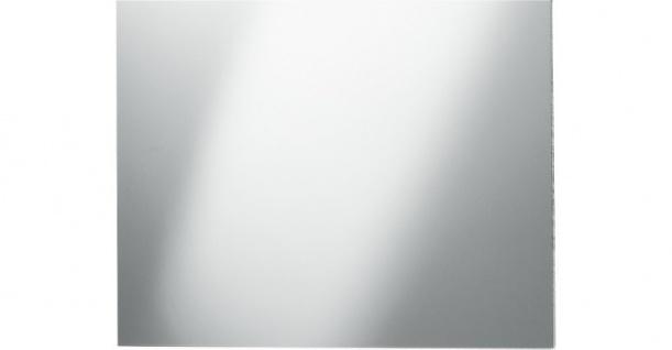 Franke Spiegel mit Verstärkung aus Chromnickelstahl zur Wandmontage