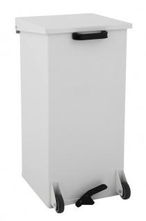 Mobiler Feuerfester Carro-Klick Mülleimer 110 Liter - Vorschau 2