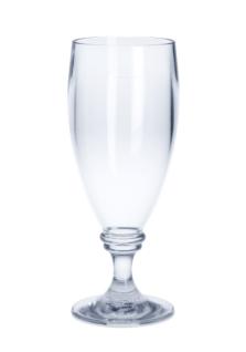 6er Set Kunststoff Dolce Vita Glas 0, 3l SAN stabil Lebensmittel echt wieder verwendbar