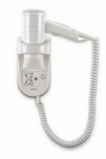 Valera Premium Smart 1200 Watt Shaver Haartrockner aus weißem Kunststoff
