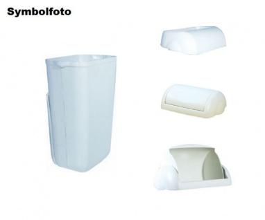 Marplast MP742 Mülleimer 23 Liter in Weiß oder Satin aus Kunststoff - Vorschau 3