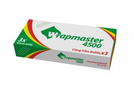 Wrapmaster 4500 Frischhaltefolie für den täglichen Gebrauch 31C81G