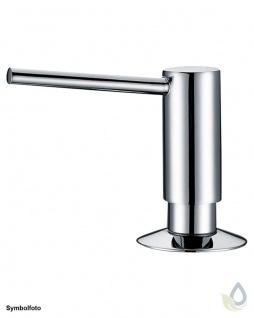 Proox® ONE pure PU-148-CR Tisch-Seifenspender 0, 5L Waschtischmontage verchromt